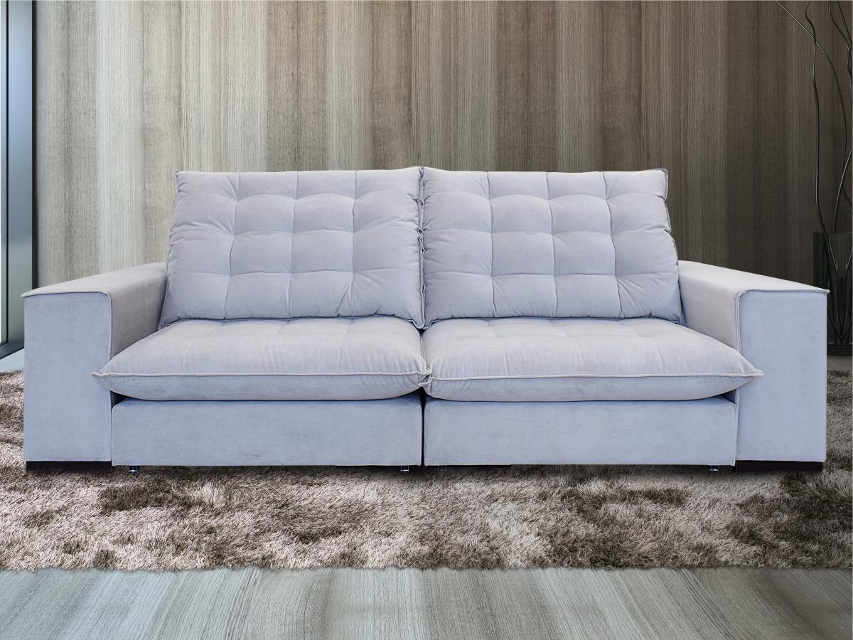 Sofá Confort – Molas Ensacadas
