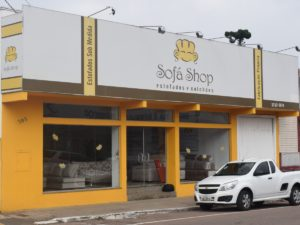 Sofá Shop Loja Castro PR