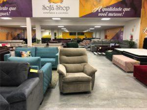 Sofá Shop Loja Joinville PR