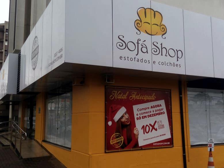Sofá Shop Loja Londrina