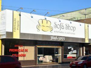 Sofá Shop Loja Pitanga PR