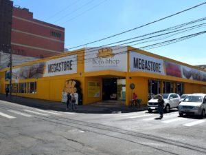 Sofá Shop Loja Ponta Grossa 2 PR