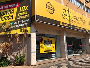 Sofá Shop Loja Ponta Grossa 1 PR