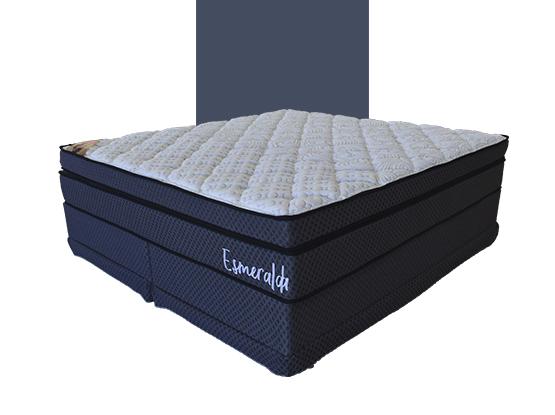 Conjunto Box Esmeralda
